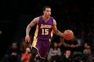 Jabari Brown - LA Lakers