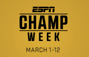 champ week logo
