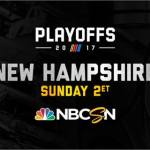 2017 MONSTER ENERGY NASCAR CUP SERIES PLAYOFFS CONTINUE THIS SUNDAY, SEPTEMBER 24, AT 2 P.M. ET ON NBCSN