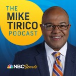 """MIKE TIRICO INTERVIEWS PRO FOOTBALL HALL OF FAME QB KURT WARNER AND COLLEGE FOOTBALL WRITER PETE THAMEL ON LATEST EPISODE OF """"THE MIKE TIRICO PODCAST"""""""