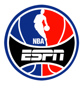 NBA-on-ESPN-logo