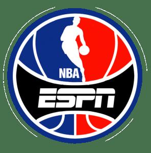 NBA-on-ESPN-logo