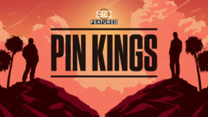 SCF PIN KINGS LOGO ILLUSTRATION