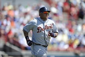 Miguel Cabrera - Detroit Tigers - March 18, 2012