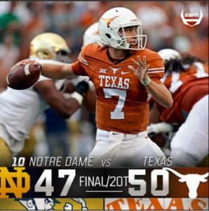 Texas Wins