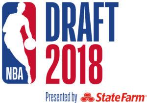 2018 NBA Draft Logo