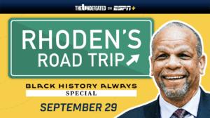 Rhoden's HBCU Road Trip