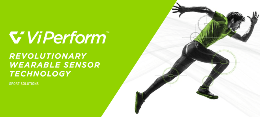 ViPerform: REVOLUTIONARY WEARABLE SENSOR TECHNOLOGY
