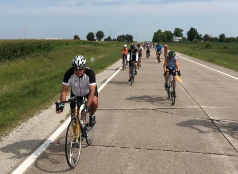 Cycling 1,200 Miles After Two Hip Replacements