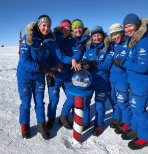 Resilient Female Hormone Function after Record-Breaking Antarctic Crossing!