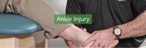 Why does my ankle hurt?