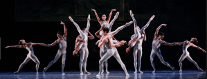 Podcast on Physical Therapy for Joffrey Ballet