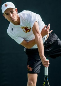 From Shoulder Pain to Starting College Tennis Player