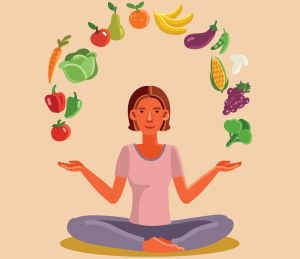 Replace diet discussions with focus on mindful eating