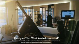 The Gyms That Want You to Leave ASAP