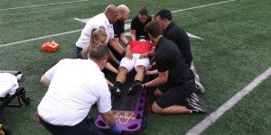 NEW GUIDELINES FOR ATHLETIC SPINE INJURIES