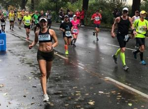 Marathon runner is back on track after hamstring repair surgery