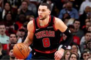 Bulls guard Zach LaVine discusses his summer workouts and surviving the COVID-19 world as an NBA Player.
