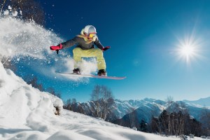 Snowboarding Ankle Injuries: The Snowboarder's Fracture