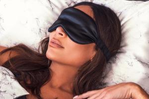 Sleeping Masks Improve the Quality of Sleep