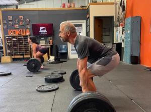 Shoulder Surgery Helps 59- Year-Old Get Back To CrossFit