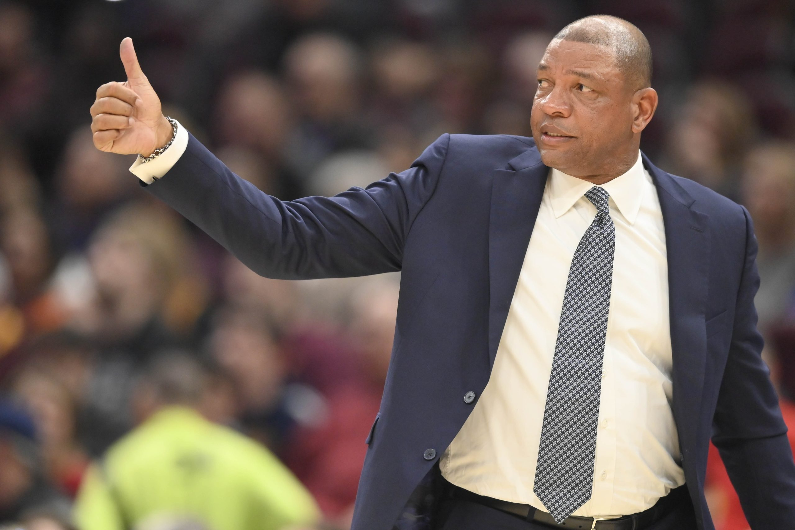 Doc Rivers Reveals The Amazing Speech He Made To The Bears