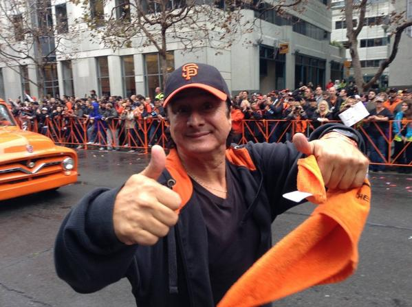 Steve Perry San Francisco Giants