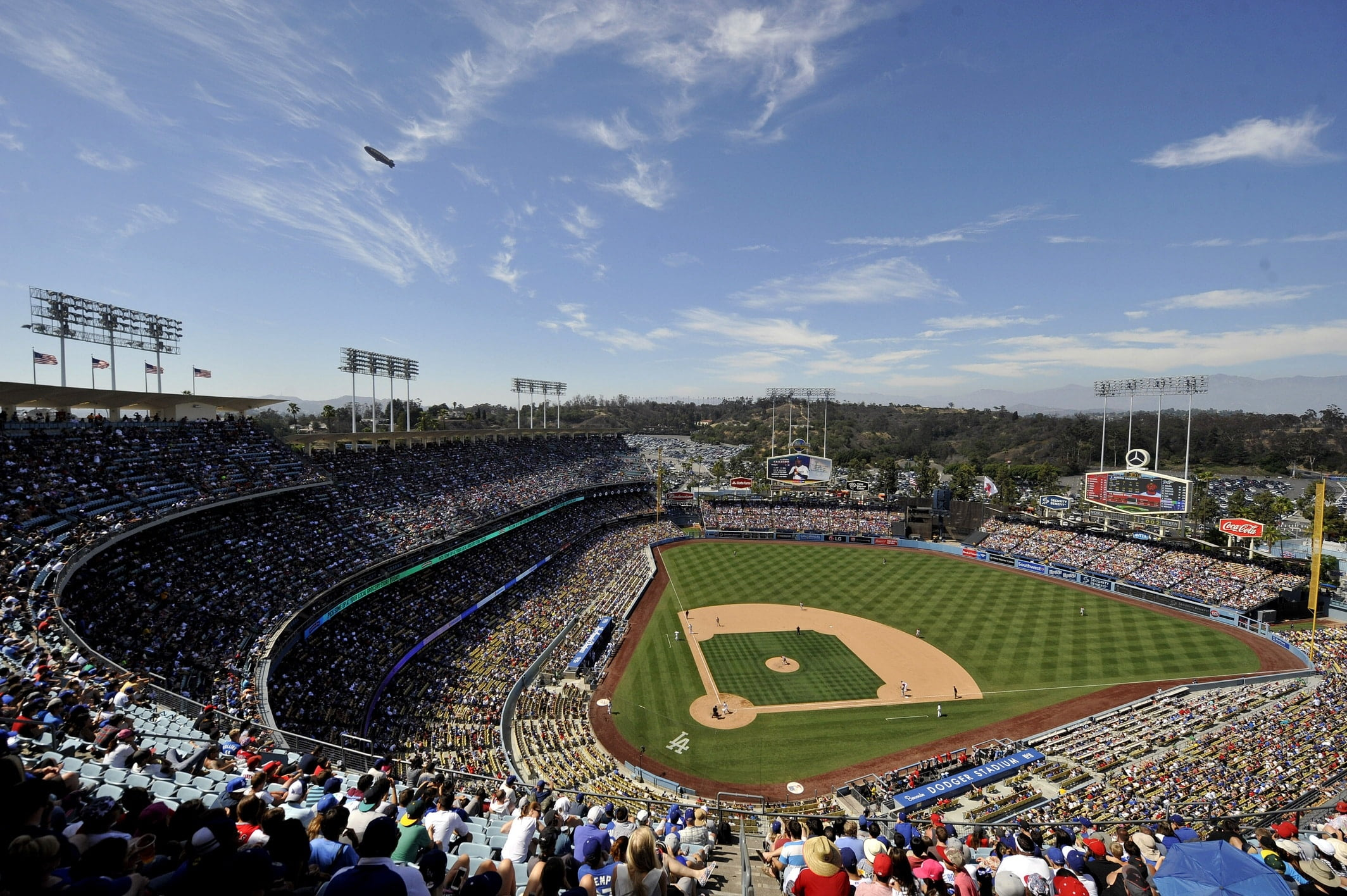 Report Dodgers Will Host 2020 All Star Game