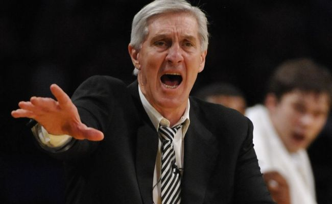 Former Utah Jazz Head Coach Jerry Sloan Suffering From