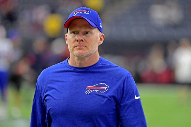 Buffalo Bills sign coach Sean McDermott to six-year contract extension :  Sportsnaut