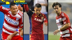 MLS Latino de la Jornada. Weekly promotion to name the best latino player.