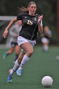 Hayley Warren had 4 goals on Wednesday.