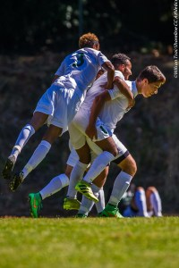 Shoreline CC Men's Soccer hosts Peninsula