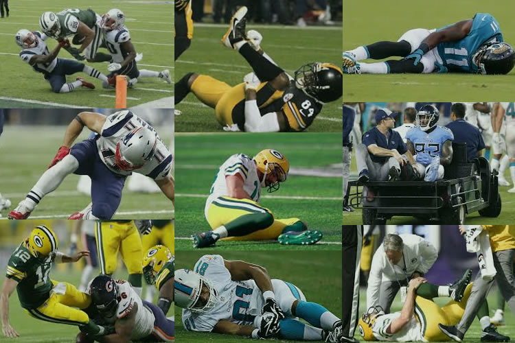 Photo of 10 worst career-ending injuries in NFL history – Sports News Money