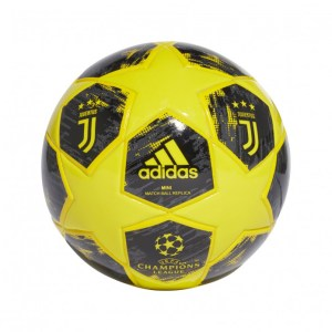 2018-19 Juventus Ball Yellow Football