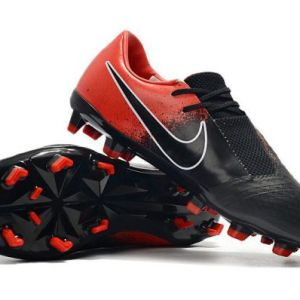 2019 NIke Phantom Venom FG Black Red