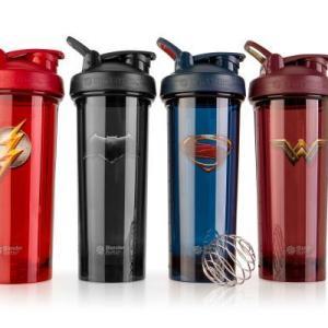32 oz Super Hero Shaker