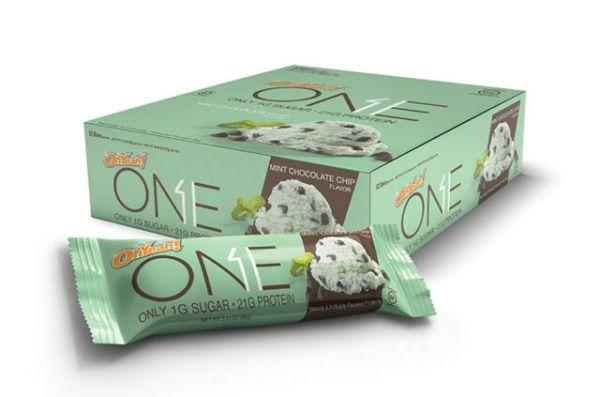 One Bar Case - Ohyeah Mint