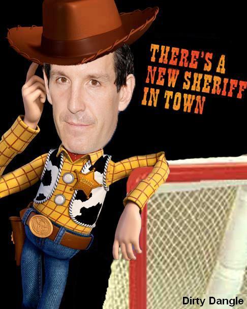 brendan shanahan nhl sheriff discipline hockey woody