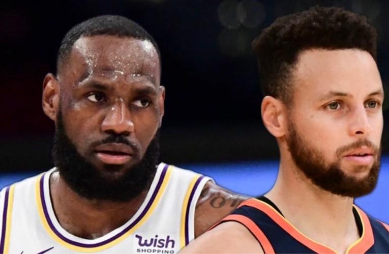 NBA 2021 Playoffs Bracket Schedule: Lakers vs. Warriors Headlines Play-In Tournament Games