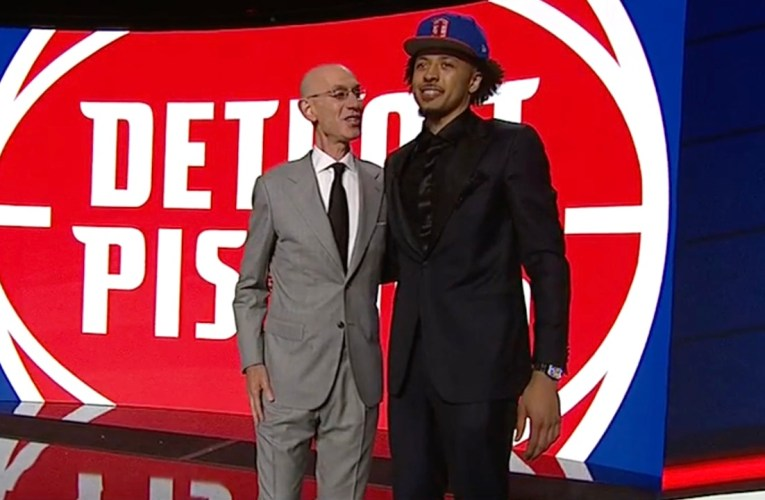 Cade Cunningham to Pistons: Detroit Makes Standout Guard Top Pick in 2021 NBA Draft
