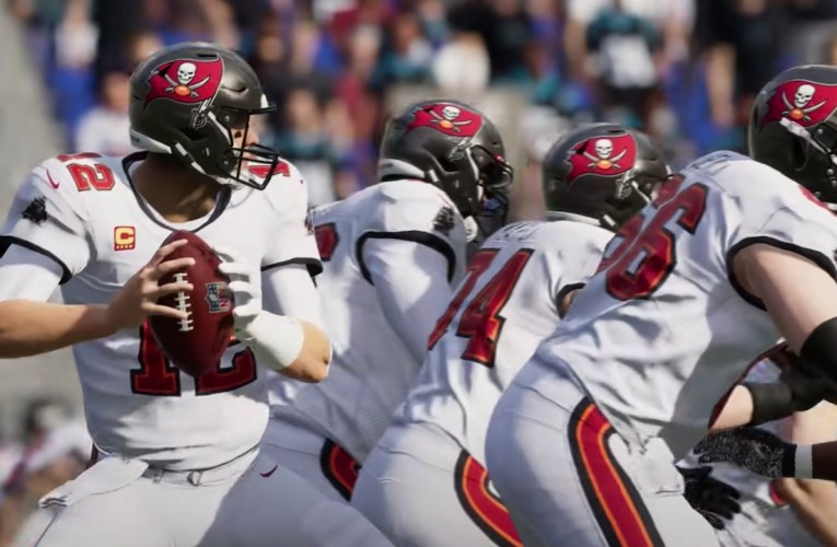 Madden 22 Ratings: Tom Brady Among Top QBs With Bucs Rated Top Team Ahead of NFL Season
