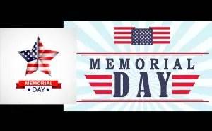 Memorial Day - Memorial Day Weekend 2020 | How to Celebrate Memorial Day