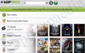 Waptrick Videos - Download Free 3GP, Mp4 Videos   www.waptrick.com