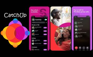 Facebook Launch New CatchUp App, an Audio Calling with Up to 8 People