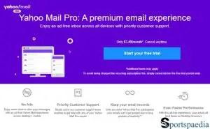 Yahoo Mail Pro - Yahoo Premium Email Account