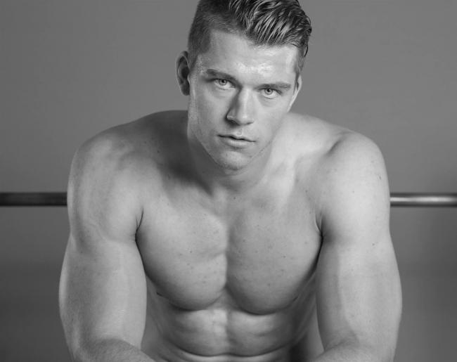 荷蘭小鮮肉!健身新星Kaz van der Waard | 運動星球 sportsplanetmag