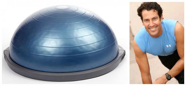 BOSU 半圓平衡球:追求身心靈與訓練的平衡   運動星球 sportsplanetmag