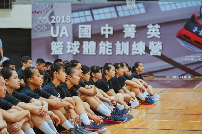 UA國中菁英籃球體能訓練營開訓 比照NBA模式採用科學化體測   運動星球 sportsplanetmag