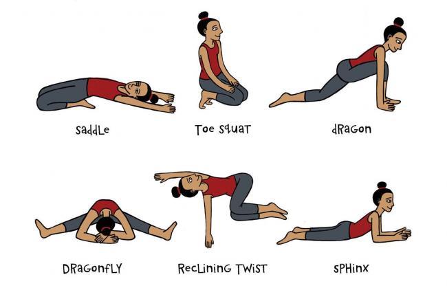 擁有強壯肱二頭肌?5種瑜伽收操動作很重要 | 運動星球 sportsplanetmag